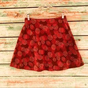 i.e relaxed petite skirt